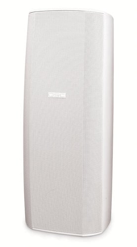 """QSC AD-S282H 8"""" AcousticDesign 2-Way High Output Surface Mount Speaker in White AD-S282H-WHITE"""