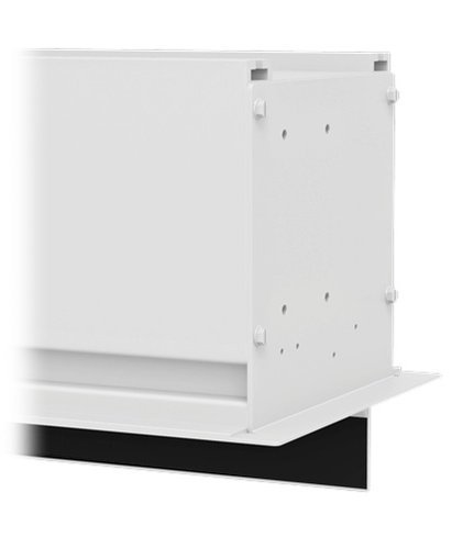 """Da-Lite Advantage Deluxe Electrol 65"""" x116"""" 133"""" Diagonal Screen with High Contrast Matte White Surface (Product #: 92600I) 92600I"""