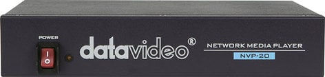Datavideo Corporation NVP-20  Network Controllable Media Player NVP-20