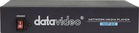 Datavideo Corporation NVP-20  Network Controllable Media Player NVP-20