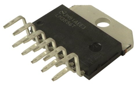 JBL 72-0015JBL  Power Amp IC for Eon15 72-0015JBL