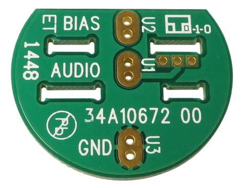 Shure 90A10671  Head-Main PCB for ULX2 90A10671