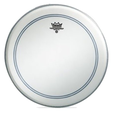 """Remo Powerstroke 3 24"""" Coated Drumhead P31124-C2"""