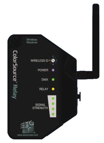 ETC/Elec Theatre Controls CSR-W ColorSource Relay with Wireless Receiver CSR-W