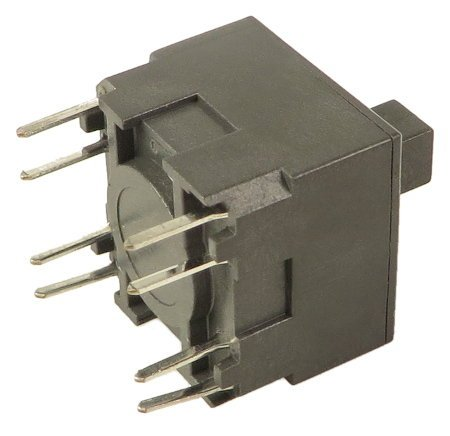Leviton SWT-00001-0  Scene Square Switch for NCM 508 SWT-00001-0