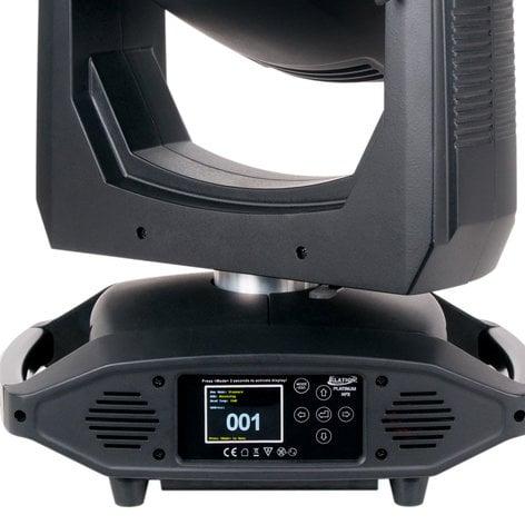 Elation Pro Lighting PLATINUM HFX 280W Platinum Hybrid Spot-Beam-Effects Moving Head Luminaire PLATINUM-HFX