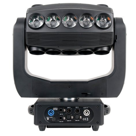 Elation Pro Lighting ACL 360 ROLLER 20 x 15W RGBW Quad LED Moving Head Effect Fixture ACL-360-ROLLER