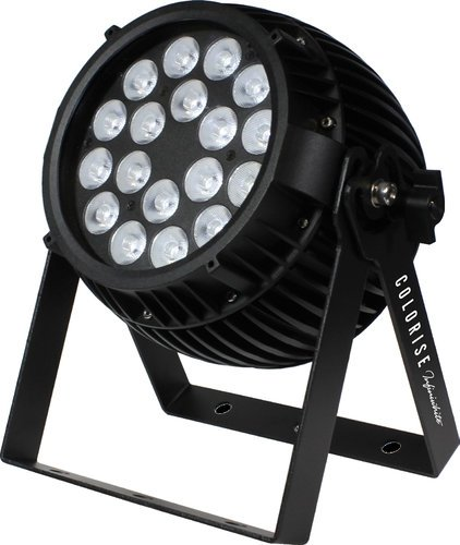Blizzard Lighting Colorise Infiniwhite Fanless 18x 5W LED PAR with A/C/W Color Mixing and AnyFi Universal Wireless DMX COLORISE-INFINIWHITE