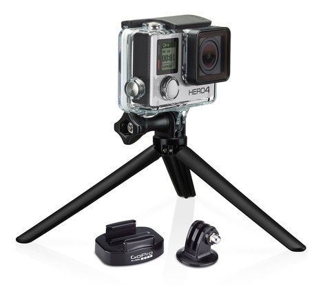 GoPro Inc Tripod Mounts With Mini Tripod for GoPro Cameras ABQRT-002