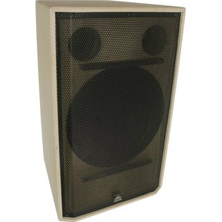 "Grundorf Corp AC-15S-O  15"" 250W RMS Subwoofer, No Handle or Pole Mount AC-15S-O"