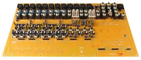 Yamaha WG803500  JK PCB for EMX5016CF WG803500