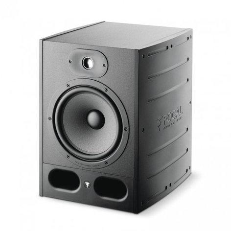 "Focal Alpha 80 Active 2-Way Near Field Monitoring Loudspeaker, 8"" Polyglass cone ALPHA-80"