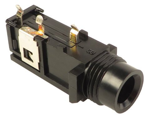 "Korg 454004300 1/4"" Audio Output Jack for Triton ST88 454004300"