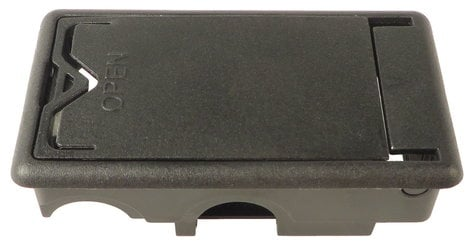 Dunlop Manufacturing 7-10137-04201-8 Battery Compartment for Cry Baby (Original) 7-10137-04201-8