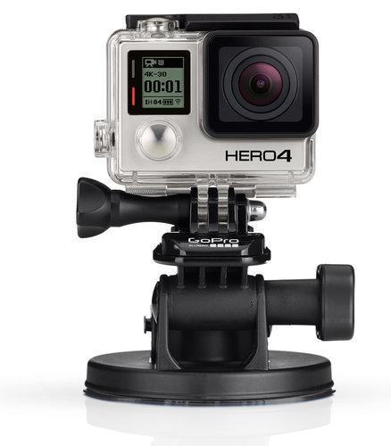 GoPro Inc AUCMT-302 Suction Cup Mount For GoPro Cameras AUCMT-302