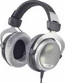 "Beyerdynamic DT880-481.793 Headphones, HiFi, 250 ohm, Semi-Open Systems, Stereo Mini-Jack with 1/4"" Adapter DT880-481.793"