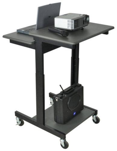 AmpliVox SN3380  Mobile Computer Desk SN3380
