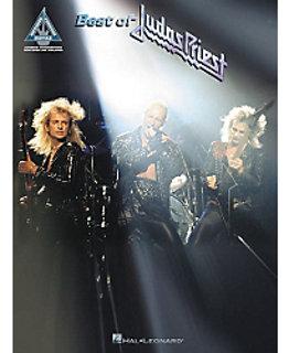 Hal Leonard Best of Judas Priest Guitar Tablature Book 00690427