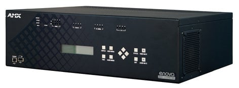 AMX Enova DVX-2255HD-SP 2x25W 8-Ohm 6x3 All-In-One Presentation Switcher with NX Control FG1906-12