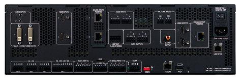 AMX FG1906-14 Enova DVX-2255HD-T 75W 70/100V 6x3 All-In-One Presentation Switcher with NX Control FG1906-14