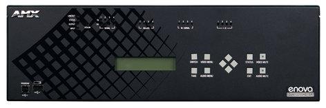 AMX Enova DVX-2255HD-T 75W 70/100V 6x3 All-In-One Presentation Switcher with NX Control FG1906-14
