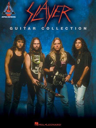 Hal Leonard 00690813 Slayer - Guitar Collection Guitar Tablature Book 00690813