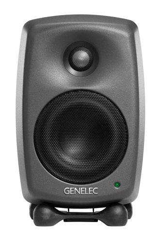 "Genelec 8320 Stereo SAM Pair of 4"" 2-Way 100 Watt Smart Active Studio Monitors with GLM V2.0 and Volume Control 8320-SAM"
