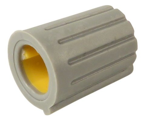 Yorkville 9919 Yellow Knob for M1610, NX55P, NX750P 9919