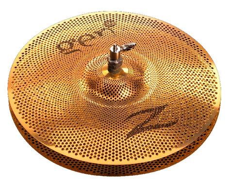 "Zildjian GEN16 14"" Buzzed Bronze HiiHat Top G1614HT"