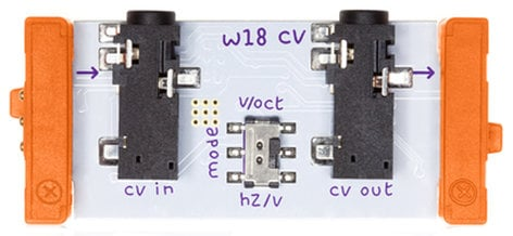 Littlebits CV Module Control Voltage Module for Synth Kit SYNTHKITCV