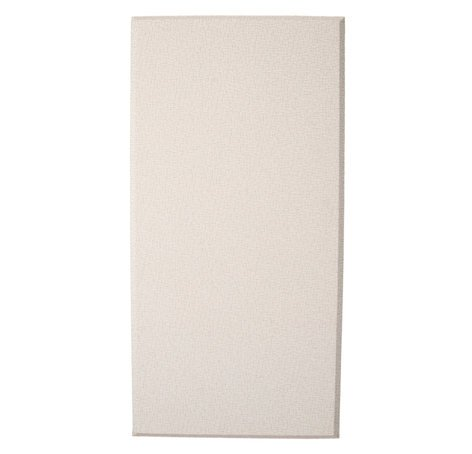 "Acoustic Geometry Fabric-Wrapped Panel 35"" x 56"" x 2"" Flat Fiberglass Sound Absorber Panel WLP235BASICCOLOR"