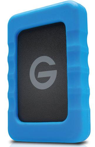 G-Technology G-DRIVE ev RaW 0G04101 1TB Portable Hard Drive 0G04101