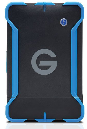 G-Technology G-DRIVE ev ATC 0G04277 All-Terrain Thunderbolt Case for G-Drive ev Series without Drive 0G04277
