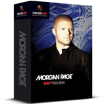 Waves Morgan Page EMP Toolbox Electronic Music Production Bundle Software Plugin Suite MPAGEEMP