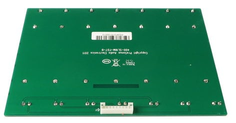 PreSonus 410-SL16M-FD7 7 Channel Fader Bank PCB Assembly for StudioLive 16.0.2 410-SL16M-FD7