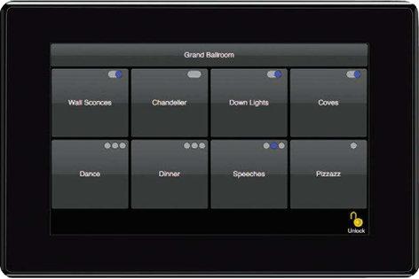 Pathway Connectivity Choreo1536 DMX Controller - 1536 Channels CHOREO-1536