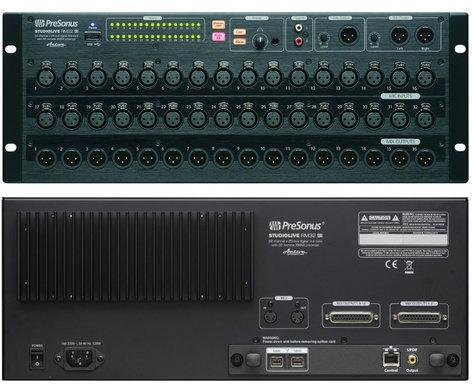 PreSonus AVB32AI Mix System Bundle, w/CS18AI Control Surface and RM32 Mixer AVB32AI