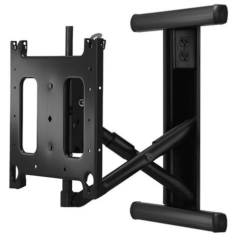 Chief Manufacturing PIWRFUB Large Low-Profile In-Wall Display Mount with Universal Bracket PIWRFUB