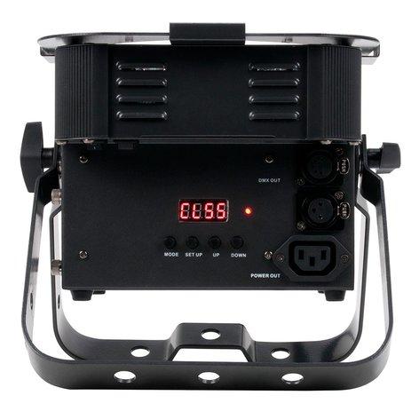 ADJ WIFLY EXR HEX PAR 5x10W RGBWA+UV Compact Par Wash with Built-In WiFly EXR WIFLY-EXR-HEX-PAR