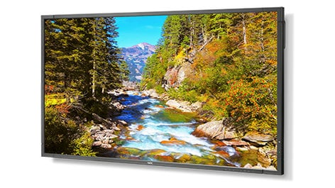"NEC Visual Systems E705 70"" LED Backlit Commercial-Grade Display E705"