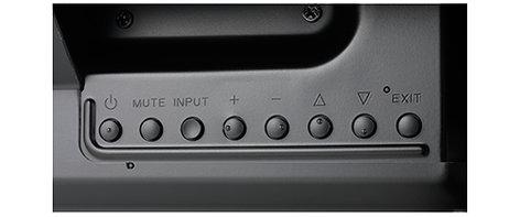"NEC Visual Systems E705 70"" LED Backlit Commercial-Grade Display E705"
