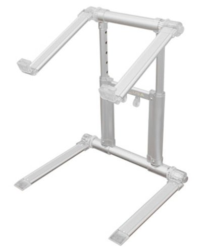 Odyssey L Stand 360 Ultra White Quick Setup Folding Stand for Laptops and Tablets LSTAND360WHT