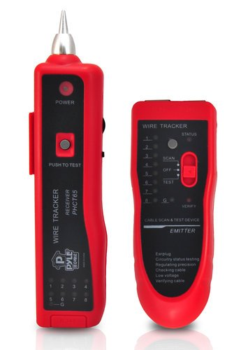 Pyle Pro PHCT65 Network Cable Tester PHCT65