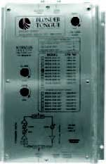 Blonder-Tongue BIDA86A-30 Broadband Indoor Distribution Amplifier 30 dB, 49-860 MHz, Integrated Active Return (5-36MHz) BIDA86A-30