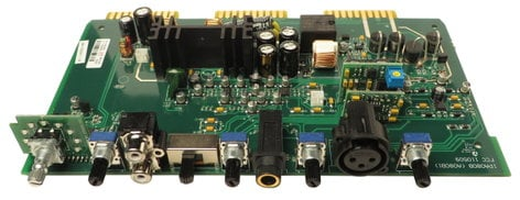 MIPRO 3PA080CD AF PCB for MA-708 3PA080CD