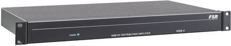 FSR RGB-4  1x 4 RGBHV 5-BNC Video Dist Amp RGB-4