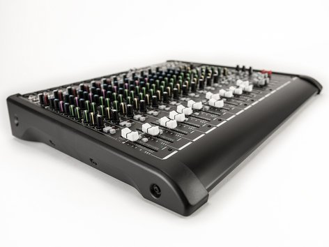 RCF L-PAD 16CX USB 16 Channel Mixing Console with Effects LIVEPAD-16CX-USB