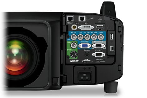 Epson PWRLITEPRO-Z10005UNL PowerLite Pro Z10005UNL WUXGA 10000 Lumens Projector Body [Lens Sold Separately] PWRLITEPRO-Z10005UNL