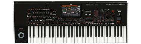 Korg Pa4X 61-Key Professional Arranger Keyboard PA4X61