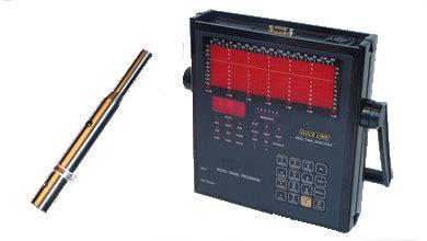 Goldline DSP3010  Portable Digital 30 Band RTA w/ Windows Software & TEF04 Mic DSP3010